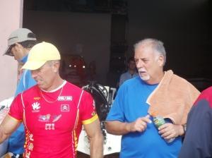El Guisa y Ricardo
