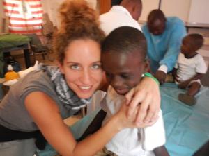 En el Congo con Samy 7