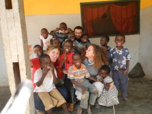 Los niños del Orfanato
