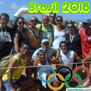 Y de aqui a Brazil